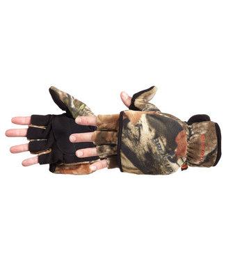 MANZELLA Bow Hunter Convertible Hunting Gloves For Men