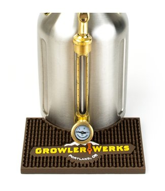 GROWLER WERKS UKEG 128 BAR MAT