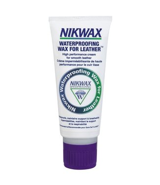NIKWAX Waterproof Wax for Leather