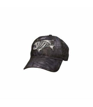 G LOOMIS Kryptek Camo Hat Black