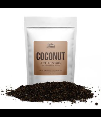EPIC BLEND Coconut Coffee Scrub 90g