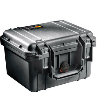 Pelican 1300 Black Case
