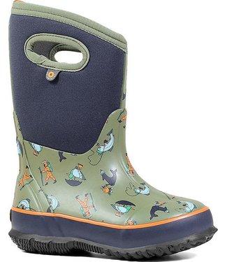 BOGS Classic Rollyn Boots - Kids