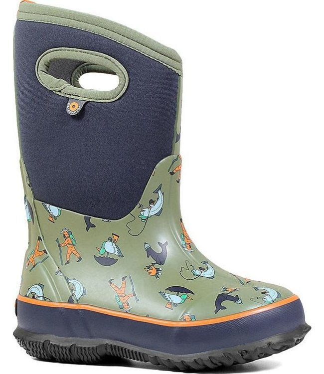 Classic Rollyn Boots - Kids