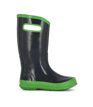 BOGS Rain Boot Navy Kids' Lightweight Boots