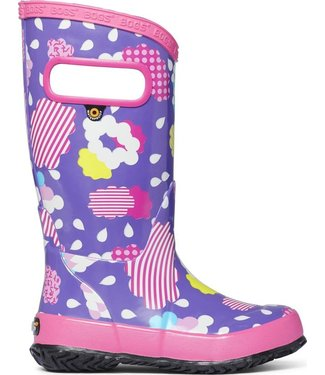 BOGS Rainboot Clouds - Kids