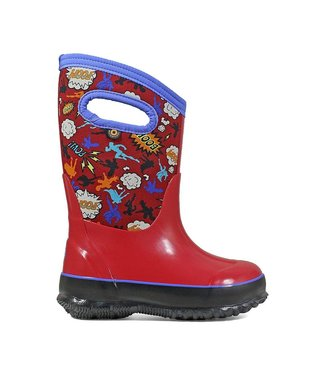 BOGS Classic Super Hero Kids' Insulated Boots