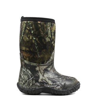 BOGS Classic Mossy Oak Kids' Insulated Boots