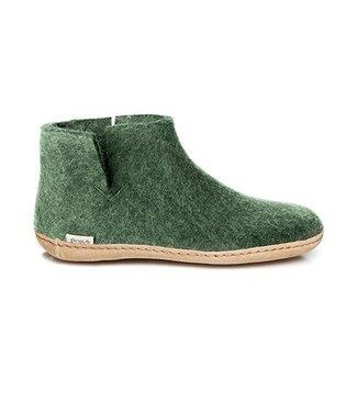 GLERUPS Glerups Boot Leather Sole Slipper