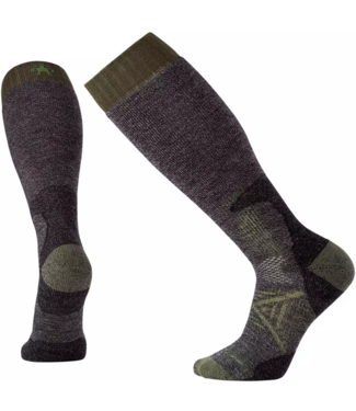 SMARTWOOL Men's PhD Hunting Heavy Over-The-Calf Socks