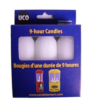 UCO Replacement Candles 3 Pack