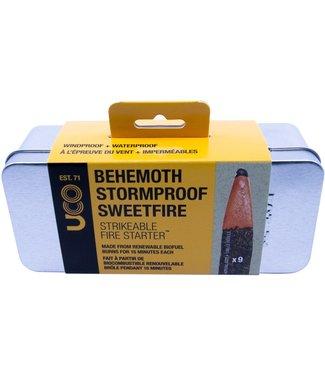 UCO Behemoth Stormproof Sweetfire Kit