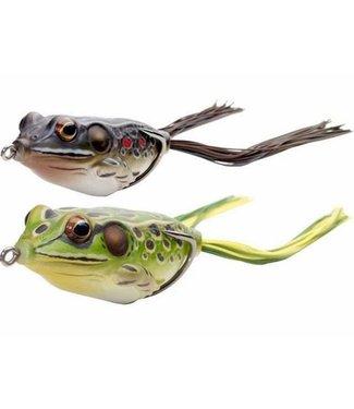 LIVETARGET Lures Frog Hollow Body  2 1/4