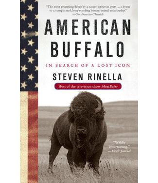 PENGUIN RANDOM HOUSE CANADA American Buffalo