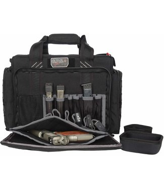 G.P.S. WILD ABOUT SHOOTING Range Bag with Cradle Black