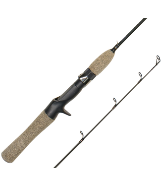 "STREAMSIDE Predator Ice Rod 36"" Medium Casting"