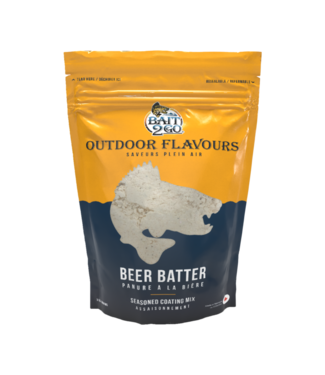 BAIT 2 GO Outdoor Flavours Seasoned Coating Mix