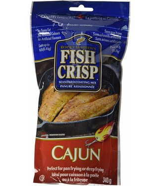 FISH CRISP Coating Mix - Cajun