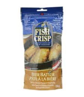 FISH CRISP Coating Mix - Beer Batter