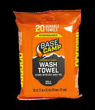DEAD DOWN WIND Base Camp Biodegradable Wash Towel