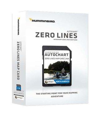 AutoChart Zero Line SD Card North America