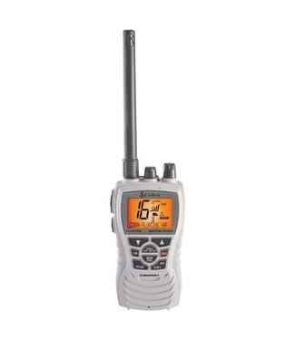 COBRA MARINE 6 Watt Floating VHF Radio White