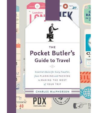 PENGUIN RANDOM HOUSE CANADA The Pocket Butler's Guide to Travel