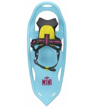 ATLAS Mini 17 Girls Snowshoes - Blue
