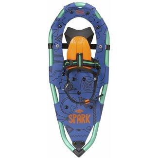 ATLAS Junior Spark 20 inch Snowshoes - Green