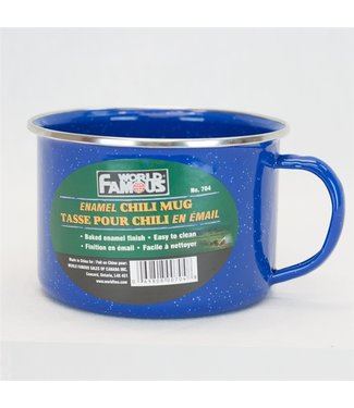 Enamel Chili Mug 800mL #704
