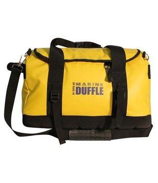 MARINE DUFFLE BAG MEDIUM 21X13.5X10IN - Yellow