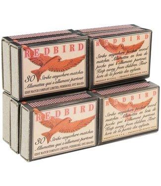 RED BIRD Pocket Wood Matches 10PK