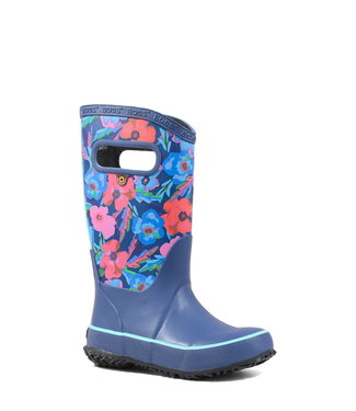 BOGS Classic Pansies Kids' Boots