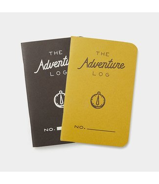 WORD NOTEBOOKS THE ADVENTURE LOG