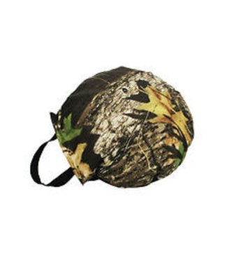 "PARKLANDS Camo Water Resistant Nylon Hunting Seat 14"" - Red Camo"