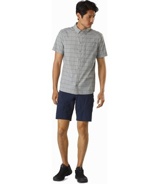 ARCTERYX MEN'S RIEL SHORT SLEEVE SHIRT