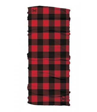 BUFF Original Neckwear Red Plaid