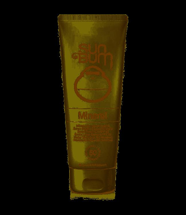 SUN BUM Mineral SPF 50 Moisturizing Sunscreen Lotion