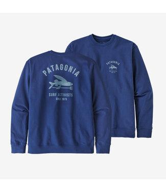 PATAGONIA Men's Surf Activists Uprisal Crew Sweatshirt