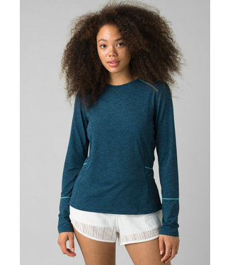 PRANA WOMEN'S EILEEN LONG SLEEVE SUN TOP