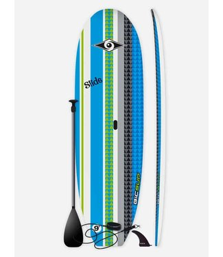 "BIC SPORT Slide 10'6"" Paddle Board with Paddle"