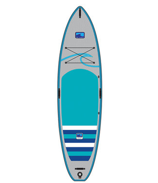 BLU WAVE BOARD CO. INC. THE ALLSPORT ISUP 10.10