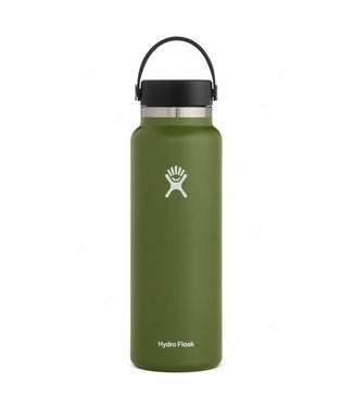 HYDRO FLASK 40oz WIDE MOUTH 2.0