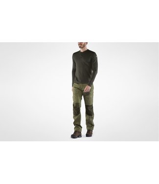 FJALLRAVEN MEN'S VIDDA PRO VENTILATED PANT