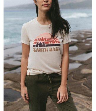 TENTREE W Earth Daze Classic T-Shirt