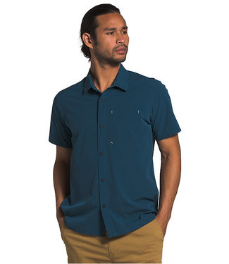 THE NORTH FACE MEN'S NORTH DOME SHORT-SLEEVE SHIRT