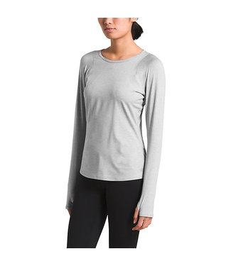 THE NORTH FACE WOMEN'S ESSENTIAL LONG-SLEEVE TEE