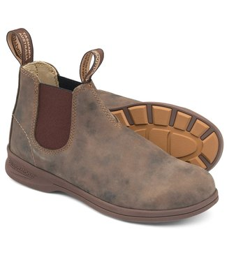 BLUNDSTONE Blundstone 1496 - Active Leather Rustic Brown