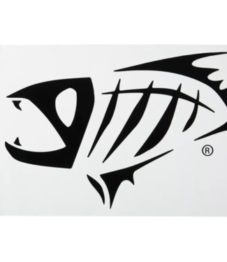 "SHIMANO FEAR NO FISH DECAL 7"""