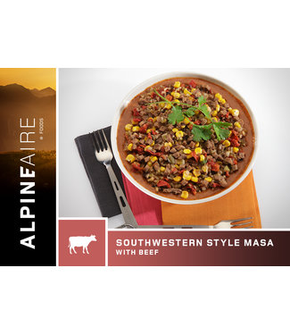 ALPINE AIRE SOUTHWESTERN STYLE MASA WITH BEEF